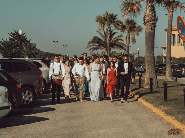 La boda de Daniel y Eva en Chiclana De La Frontera, Cádiz 80