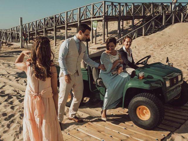 La boda de Daniel y Eva en Chiclana De La Frontera, Cádiz 86