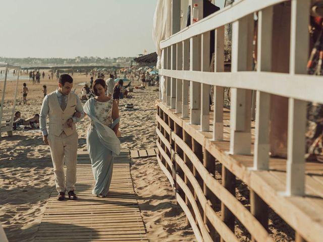 La boda de Daniel y Eva en Chiclana De La Frontera, Cádiz 90