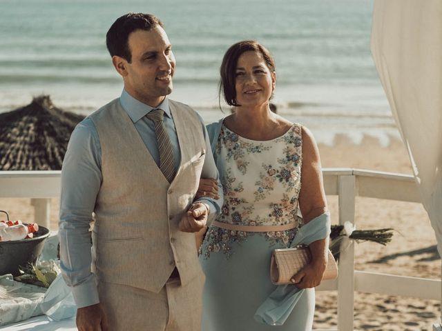 La boda de Daniel y Eva en Chiclana De La Frontera, Cádiz 93