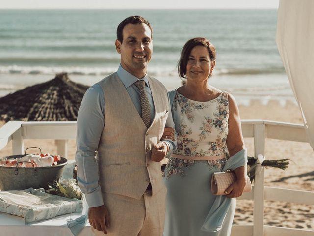 La boda de Daniel y Eva en Chiclana De La Frontera, Cádiz 94