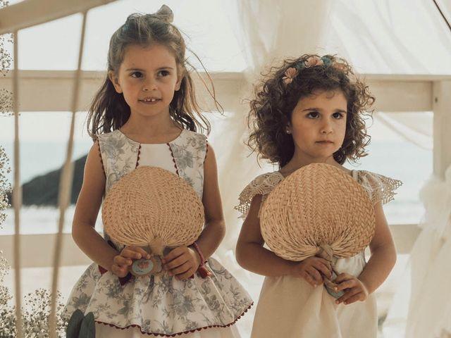 La boda de Daniel y Eva en Chiclana De La Frontera, Cádiz 97