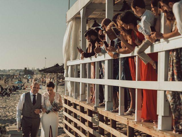 La boda de Daniel y Eva en Chiclana De La Frontera, Cádiz 102
