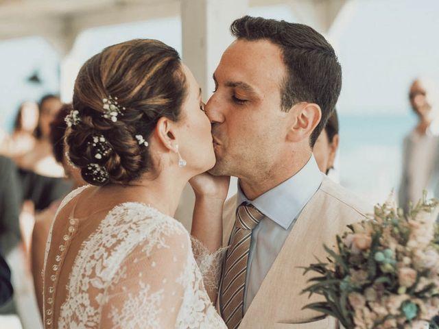 La boda de Daniel y Eva en Chiclana De La Frontera, Cádiz 107