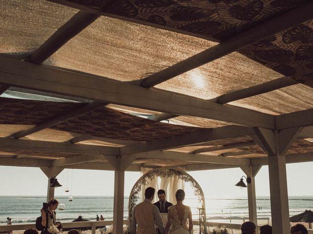 La boda de Daniel y Eva en Chiclana De La Frontera, Cádiz 111