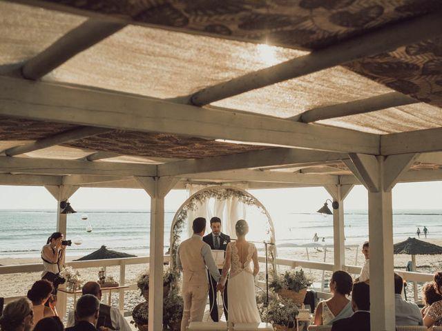 La boda de Daniel y Eva en Chiclana De La Frontera, Cádiz 112