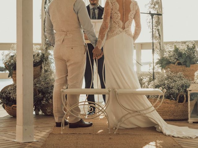 La boda de Daniel y Eva en Chiclana De La Frontera, Cádiz 113