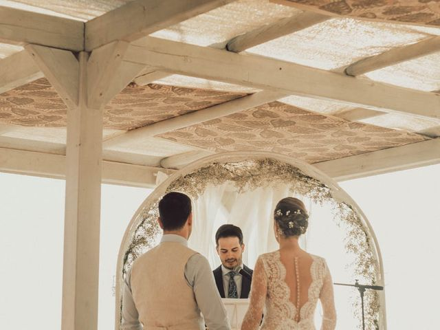 La boda de Daniel y Eva en Chiclana De La Frontera, Cádiz 114