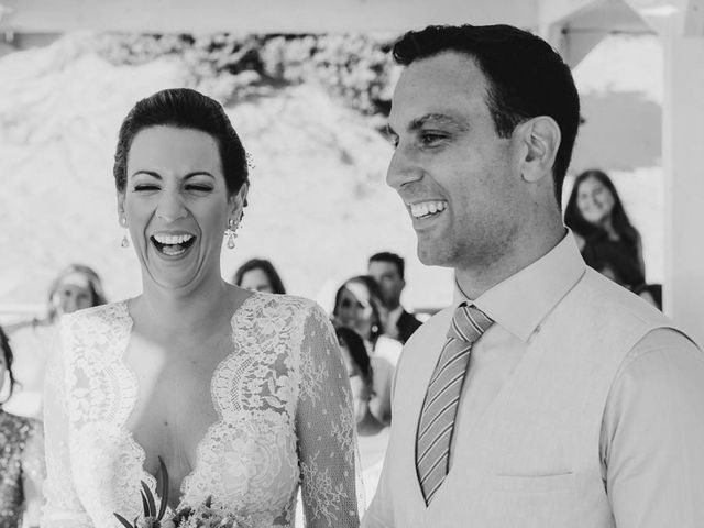 La boda de Daniel y Eva en Chiclana De La Frontera, Cádiz 119