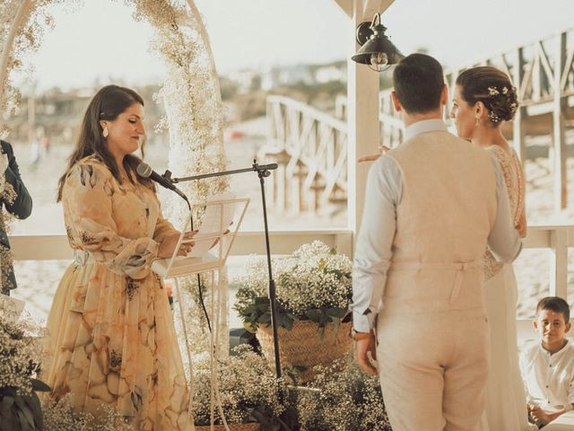 La boda de Daniel y Eva en Chiclana De La Frontera, Cádiz 124