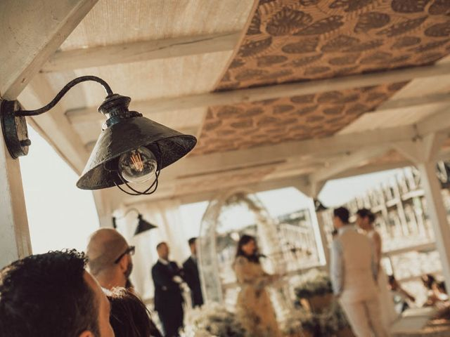 La boda de Daniel y Eva en Chiclana De La Frontera, Cádiz 125