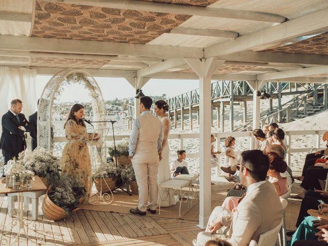 La boda de Daniel y Eva en Chiclana De La Frontera, Cádiz 126