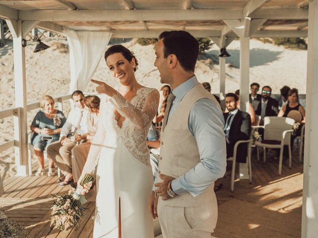 La boda de Daniel y Eva en Chiclana De La Frontera, Cádiz 127