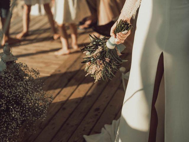 La boda de Daniel y Eva en Chiclana De La Frontera, Cádiz 128