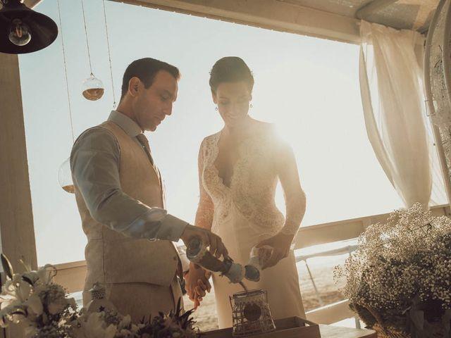 La boda de Daniel y Eva en Chiclana De La Frontera, Cádiz 132