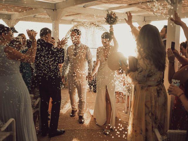La boda de Daniel y Eva en Chiclana De La Frontera, Cádiz 144