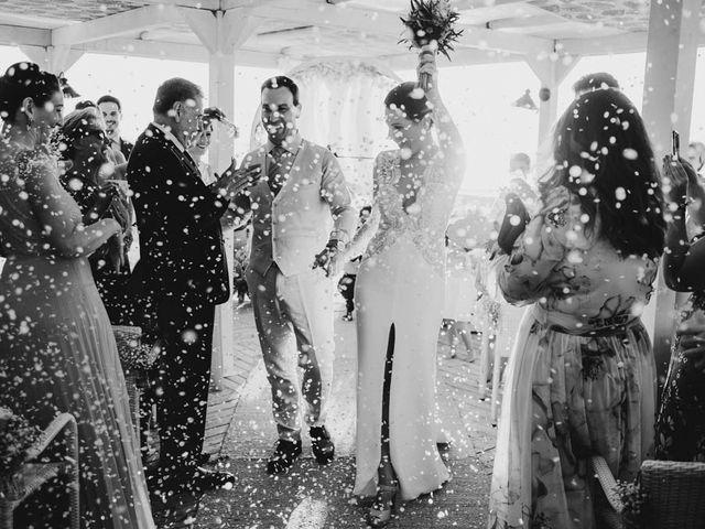 La boda de Daniel y Eva en Chiclana De La Frontera, Cádiz 145