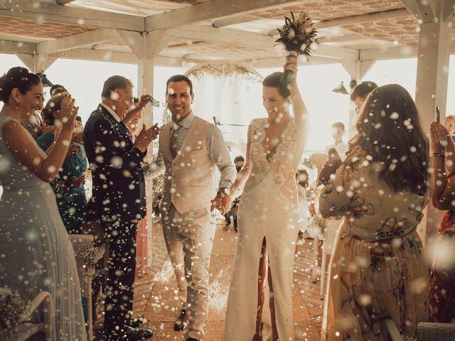 La boda de Daniel y Eva en Chiclana De La Frontera, Cádiz 146
