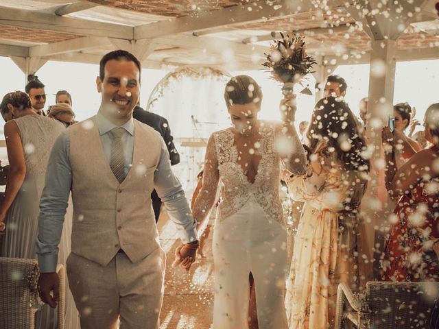 La boda de Daniel y Eva en Chiclana De La Frontera, Cádiz 147