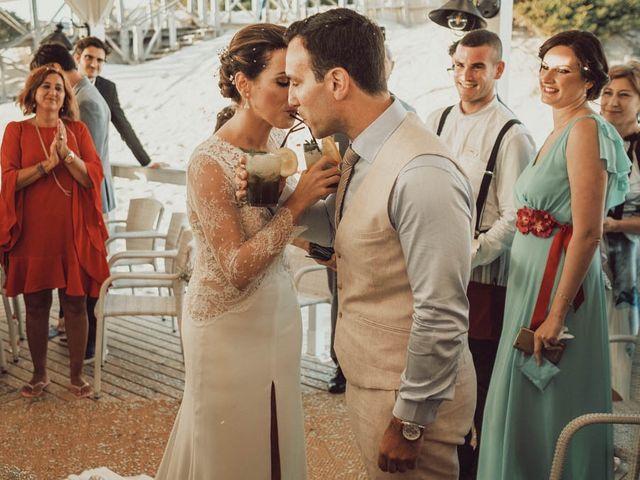 La boda de Daniel y Eva en Chiclana De La Frontera, Cádiz 149