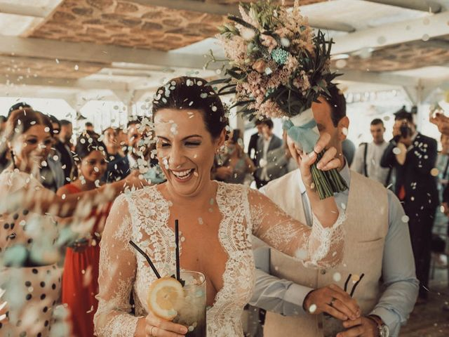 La boda de Daniel y Eva en Chiclana De La Frontera, Cádiz 154
