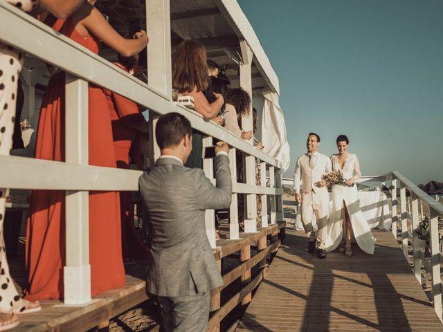 La boda de Daniel y Eva en Chiclana De La Frontera, Cádiz 156
