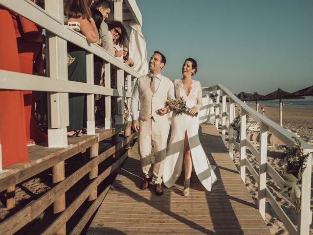 La boda de Daniel y Eva en Chiclana De La Frontera, Cádiz 157