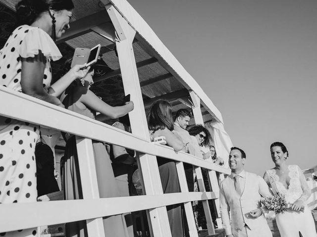 La boda de Daniel y Eva en Chiclana De La Frontera, Cádiz 158