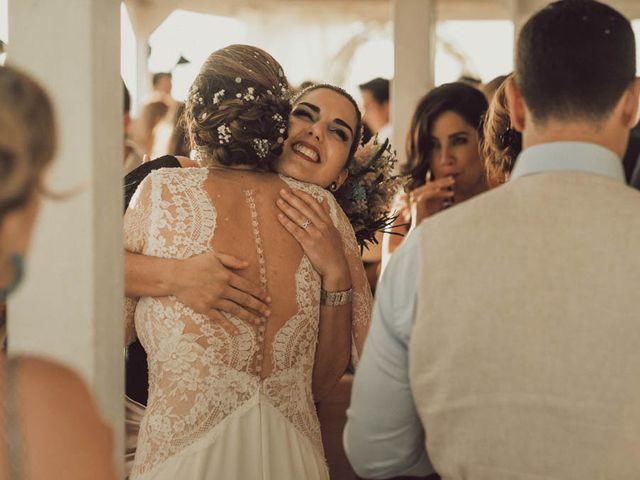 La boda de Daniel y Eva en Chiclana De La Frontera, Cádiz 159