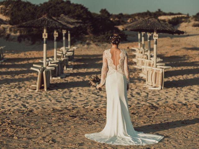La boda de Daniel y Eva en Chiclana De La Frontera, Cádiz 163