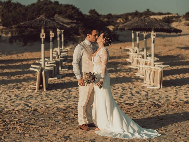 La boda de Daniel y Eva en Chiclana De La Frontera, Cádiz 165