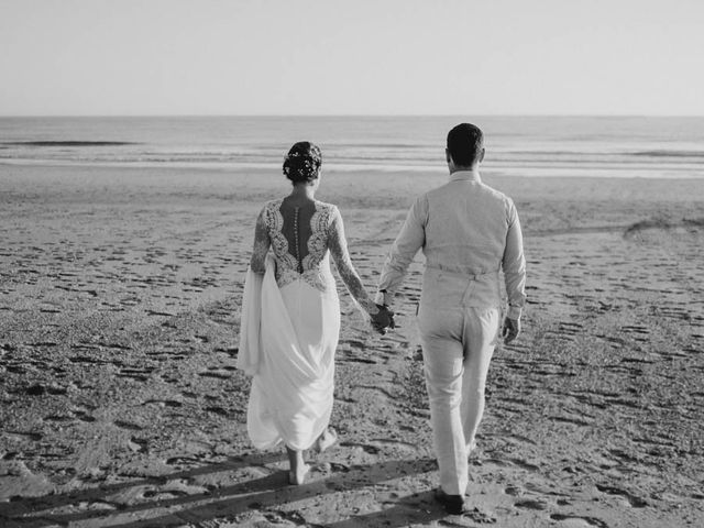 La boda de Daniel y Eva en Chiclana De La Frontera, Cádiz 166