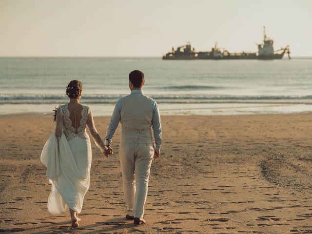 La boda de Daniel y Eva en Chiclana De La Frontera, Cádiz 168