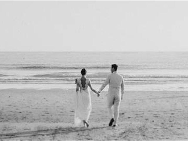 La boda de Daniel y Eva en Chiclana De La Frontera, Cádiz 170