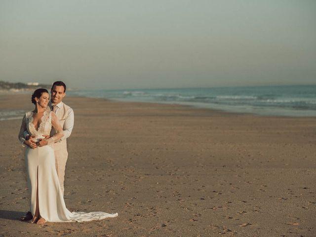 La boda de Daniel y Eva en Chiclana De La Frontera, Cádiz 171