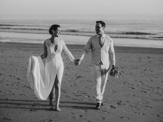 La boda de Daniel y Eva en Chiclana De La Frontera, Cádiz 180