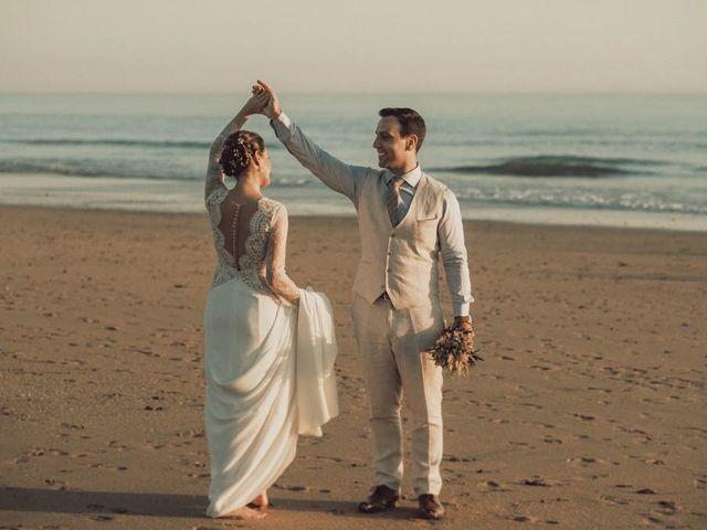 La boda de Daniel y Eva en Chiclana De La Frontera, Cádiz 181