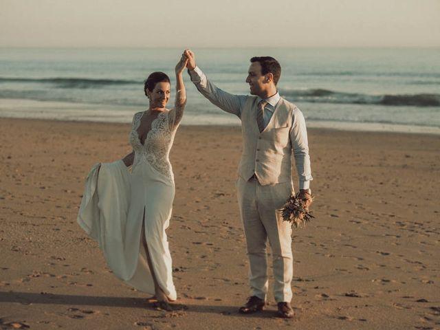 La boda de Daniel y Eva en Chiclana De La Frontera, Cádiz 183