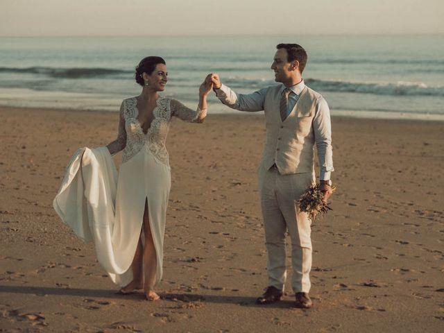 La boda de Daniel y Eva en Chiclana De La Frontera, Cádiz 184