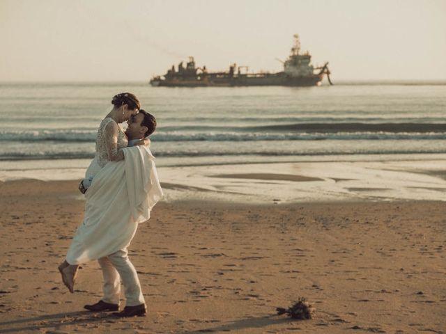 La boda de Daniel y Eva en Chiclana De La Frontera, Cádiz 186
