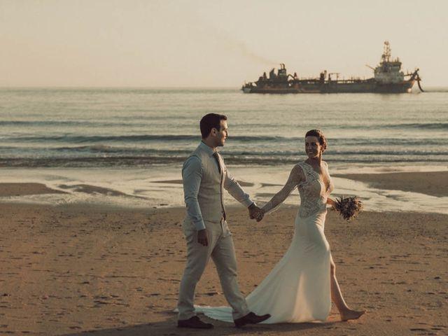 La boda de Daniel y Eva en Chiclana De La Frontera, Cádiz 189