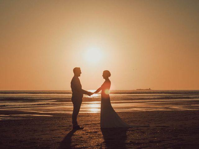 La boda de Daniel y Eva en Chiclana De La Frontera, Cádiz 190