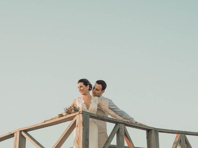 La boda de Daniel y Eva en Chiclana De La Frontera, Cádiz 200