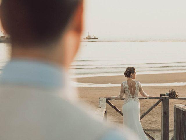 La boda de Daniel y Eva en Chiclana De La Frontera, Cádiz 202