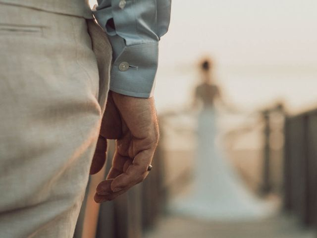 La boda de Daniel y Eva en Chiclana De La Frontera, Cádiz 203