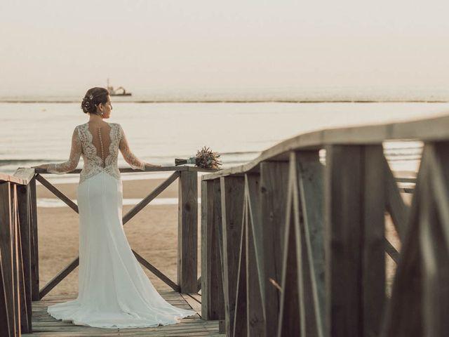 La boda de Daniel y Eva en Chiclana De La Frontera, Cádiz 204
