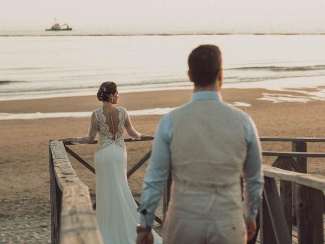 La boda de Daniel y Eva en Chiclana De La Frontera, Cádiz 205