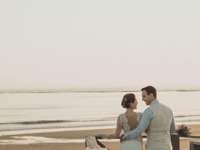 La boda de Daniel y Eva en Chiclana De La Frontera, Cádiz 206