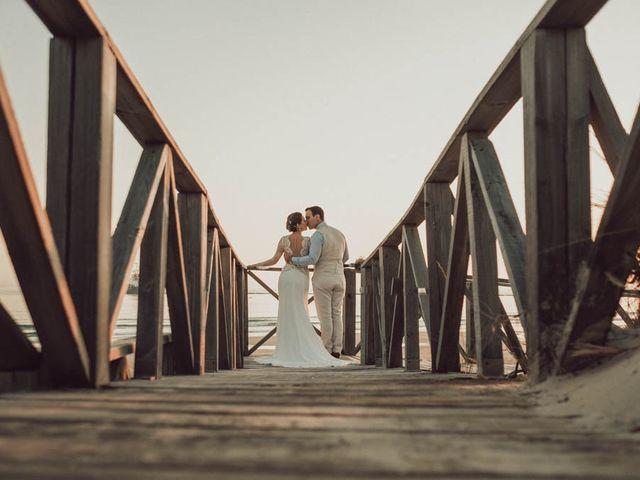 La boda de Daniel y Eva en Chiclana De La Frontera, Cádiz 207
