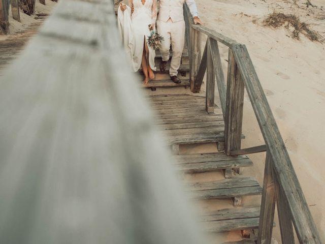 La boda de Daniel y Eva en Chiclana De La Frontera, Cádiz 209